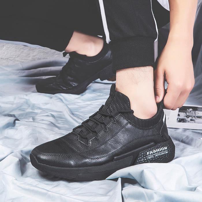 1b4d8158f47346 Chaussures Mode homme Souliers simple d'extérieur Chaussures de ...