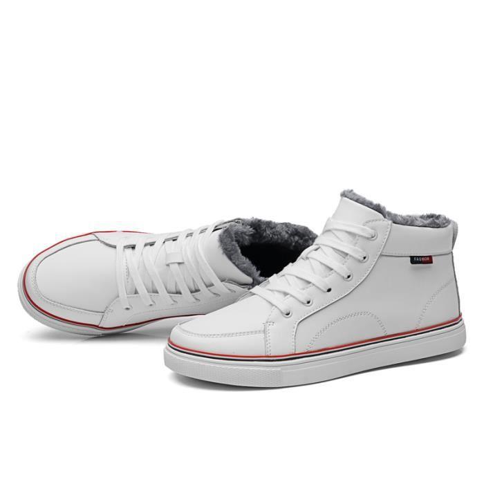 chaussures pour coton hiver de chaussures sport neige en Bottes chaussures hommes de qBxwYfHO0n