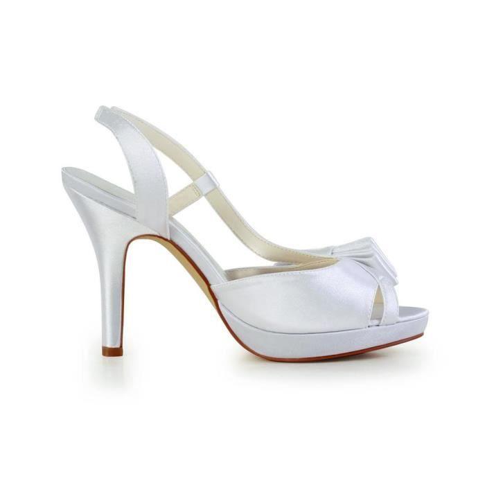 Jia Jia Wedding 37046 chaussures de mariée mariage Escarpins pour femme