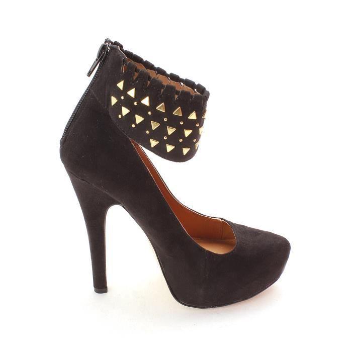 Femmes ShoeDazzle Sakina Chaussures À Talons