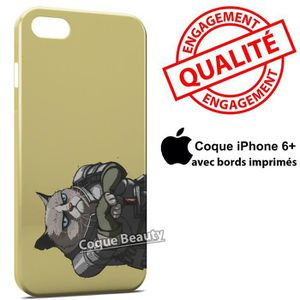 coque iphone 6 warriors
