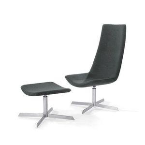 fauteuil gris avec repose pied achat vente fauteuil gris avec repose pied pas cher cdiscount. Black Bedroom Furniture Sets. Home Design Ideas