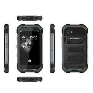 Téléphone portable Blackview BV6000S Smartphone 4G Écran 5.7 18:9 FHD