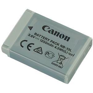 BATTERIE APPAREIL PHOTO CANON NB-13L Batterie PowerShot SX720 HS, G9X, G7X