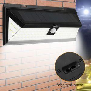 APPLIQUE EXTÉRIEURE LAVENT 86LED Applique murale exterieure solaire de