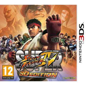 JEU 3DS Super Street Fighter IV 3DS - 68247