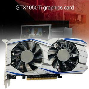 CARTE GRAPHIQUE INTERNE 115x220mm Carte graphique GTX1050Ti 4G GDDR5 128bi