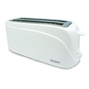 GRILLE-PAIN - TOASTER TECHWOOD TGP502 Grille pain - Blanc