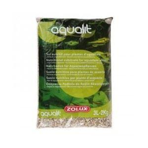 LITIÈRE SILICE - ARGILE Zolux Aqualit  (Litrage: 12 L