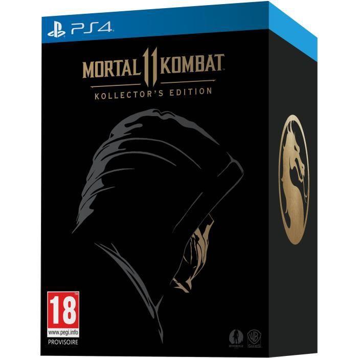 Mortal Kombat 11: Kollector's Edition - Jeu PS4