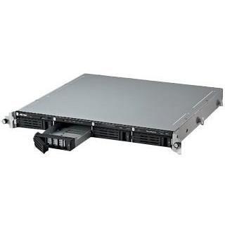 BUFFALO Serveur NAS TeraStation 5400r - 4 Baies - 16 To - rack-montable - SATA 3Gb/s - RAID 0, 1, 5, 6, 10, JBOD - RAM 2 Go