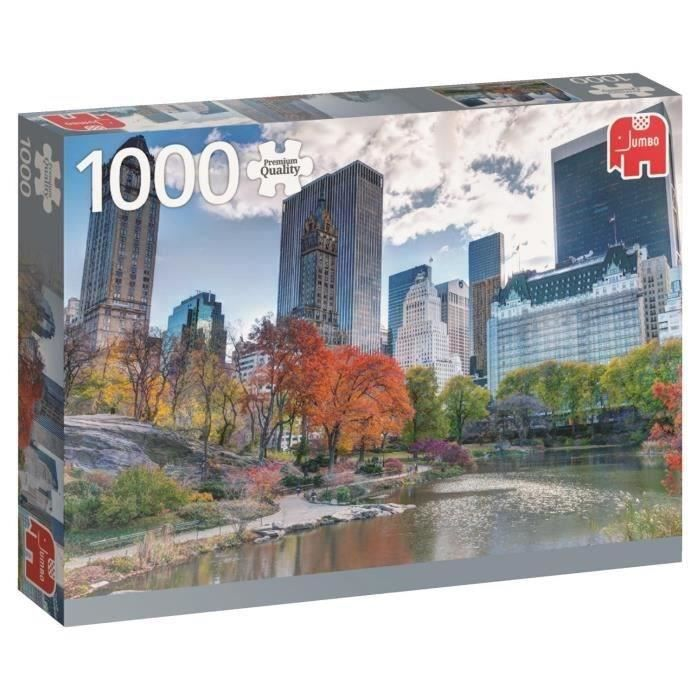 JUMBO Puzzle 1000 - Central Park, New York