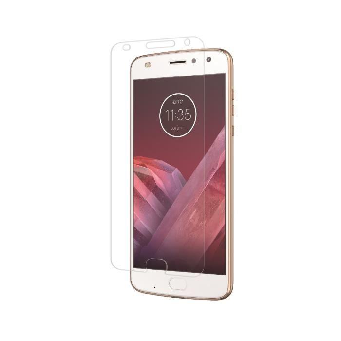 MADEFORMOTO Protection en verre trempée - Motorola Z2 Play