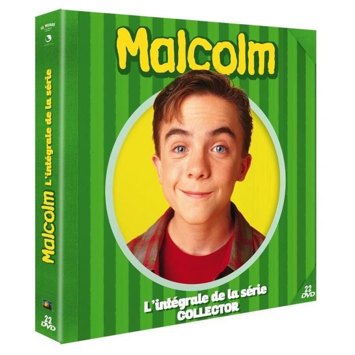DVD FILM DVD - Coffret Intégral Malcolm - saisons 1 à 7 - p