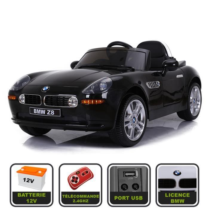 Voiture de sport électrique 12V pour enfant BMW Z8 Cristom® - Achat ... 5241bf490c03