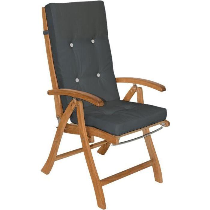 coussin fauteuil exterieur achat vente pas cher. Black Bedroom Furniture Sets. Home Design Ideas