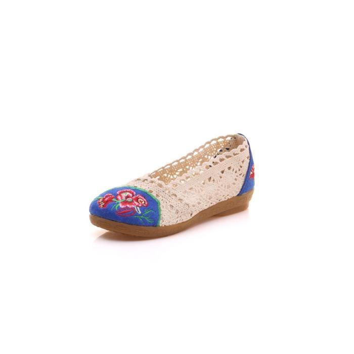 IZTPSERG Sandales et nu-pieds FEMME wI1PPt