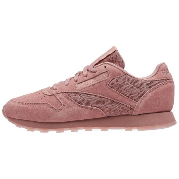 Basket Reebok Classic Leather Lace - Ref. BS6523