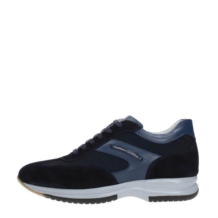 40 BLUE Homme Sneakers Cristiano Gualtieri Cristiano Gualtieri fFYnwzR8xq