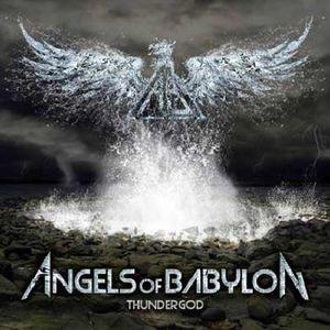 CD VARIÉTÉ INTERNAT Thundergod by Angels Of Babylon
