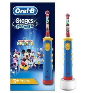 BROSSE A DENTS ÉLEC Oral - B Stages - Disney - Brosse à Dents Électriq