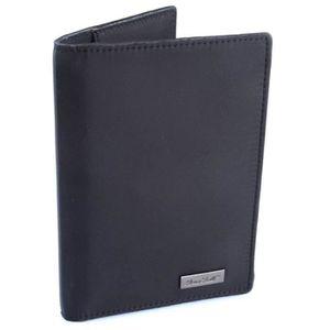 PORTE MONNAIE BRUCE FIELD - Porte passeport toile vinyle