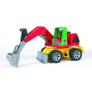 VOITURE - CAMION BRUDER - Tractopelle ROADMAX - 38 cm
