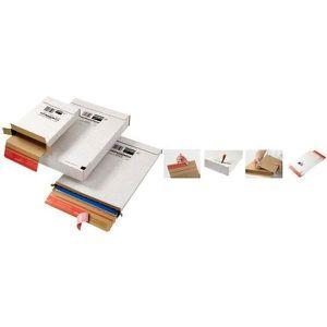 BOITE POSTALE Carton d'expédition paquet de courrier, pour lettr