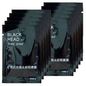 MASQUE VISAGE - PATCH Black Mask - Lot de 12 Masques Anti Points Noirs