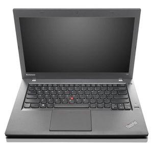 ORDINATEUR PORTABLE Lenovo ThinkPad T440 - 8Go - 120Go SSD