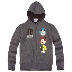 SWEATSHIRT Disney Mickey   Sweat zippé