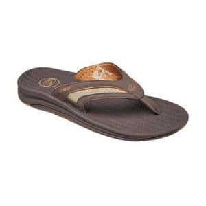 a1a4f9ea2c3 SANDALE - NU-PIEDS Chaussures homme Sandalettes flip flop Reef Flex
