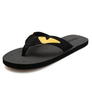 TONG Homme Femme Chaussures de plage Couple de petits m