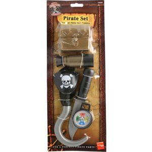 DÉGUISEMENT - PANOPLIE Set du pirate