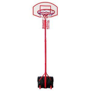 PANIER DE BASKET-BALL Solex 20350 Panier de basket sur pied 74 x 45 x 20