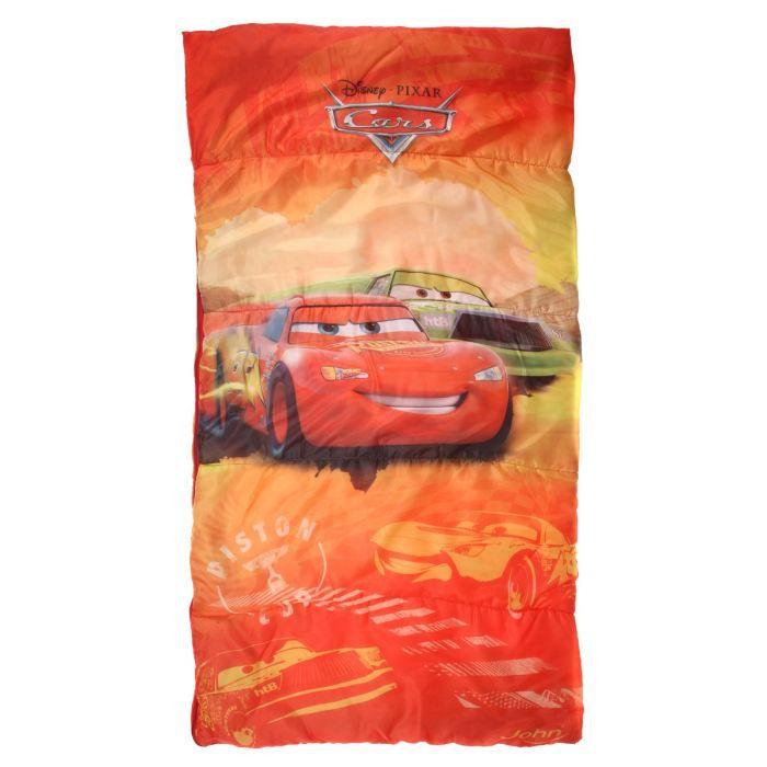 cars sac de couchage enfant rouge achat vente sac de couchage 4006149725039 cdiscount