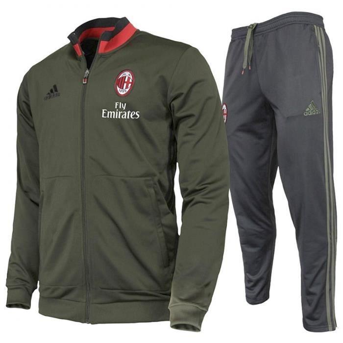 survetement AC Milan pas cher