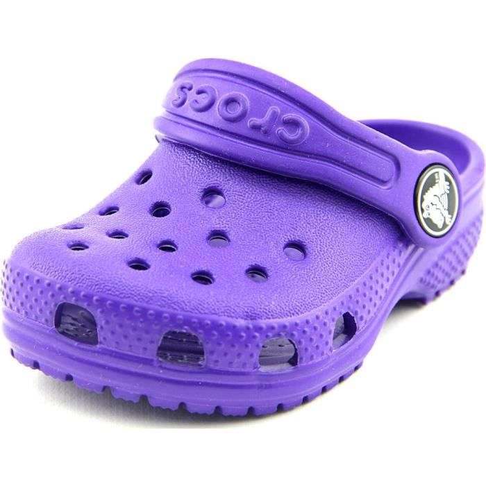 Crocs Classic Clog K Caoutchouc Sabots