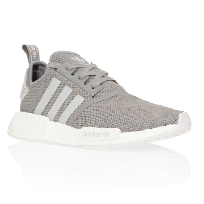 chaussure adidas homme grise