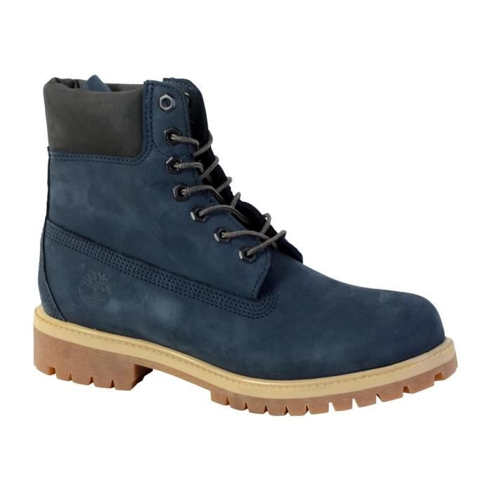 Chaussure Timberland 6 inch Premium Boot Outerspace Navy ALYH