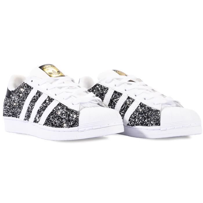 chaussures adidas paillettes