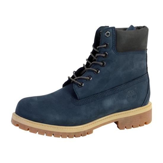 Alyh Premium Outerspace Timberland 6 Bleu Chaussure Inch Navy Boot 0p1Atxqw