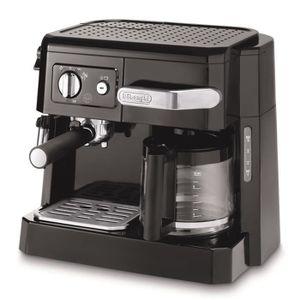 DELONGHI BCO 410.1 Combiné expresso cafeti?re - Noir