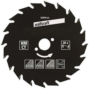 WOLFCRAFT Lame scie circulaire CT - 30 dents - ? 190 x 16 mm