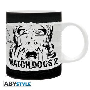 BOL - MUG - MAZAGRAN Mug Watch Dogs: Dedsec BD