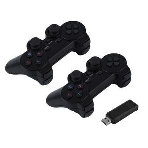 JOYSTICK - MANETTE H-1032 manette de jeu sans fil USB de 2,4G sans fi