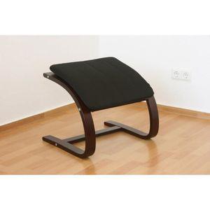 repose pied pour fauteuil achat vente repose pied pour fauteuil pas cher cdiscount. Black Bedroom Furniture Sets. Home Design Ideas