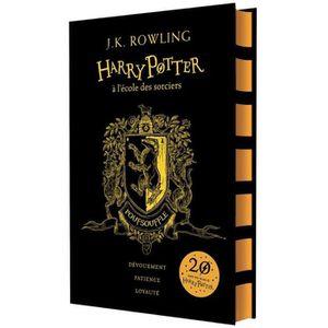 Livre 9 -12 ANS Livre - harry potter a l'ecole des sorciers
