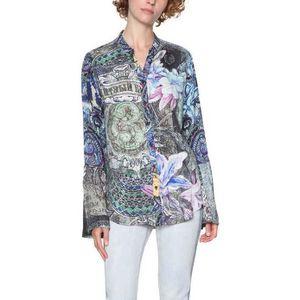 CHEMISE - CHEMISETTE Vêtements femme Chemisiers et chemises Desigual Ca ... a0aef25fe23b