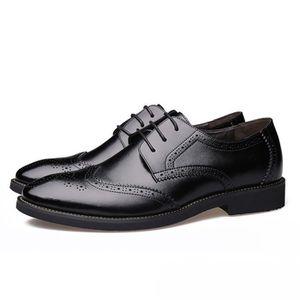 RICHELIEU Luxe Designer Tenue formelle pour homme Chaussures